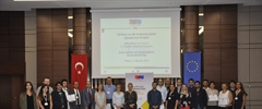 The First Capacity Building Training on the Field of Town Twinning was Organized in Ankara